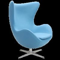 Designerstuhl BLUE