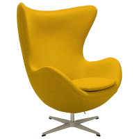 Designerstuhl YELLOW